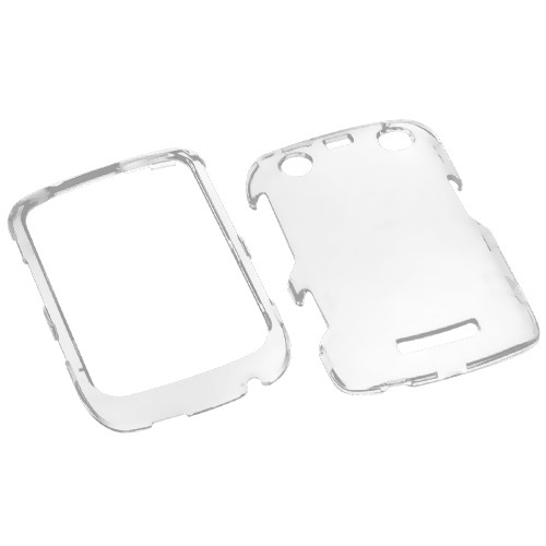 MyBat Protector Cover for Blackberry 9360 (Curve) - T-Clear