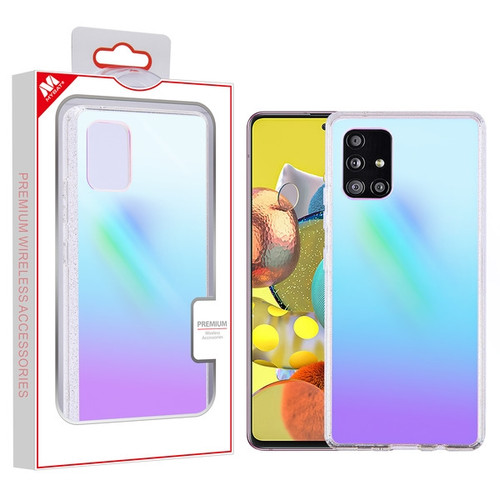 MyBat Fusion Protector Cover for Samsung Galaxy A51 5G - Mirror of The Sky