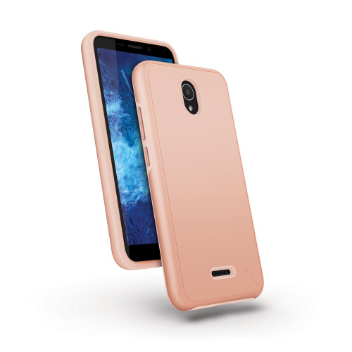 ZIZO DIVISION Series for Cricket Icon 2 Case - Sleek Modern Protection - Rose Gold DVS-CKIC2-RGD