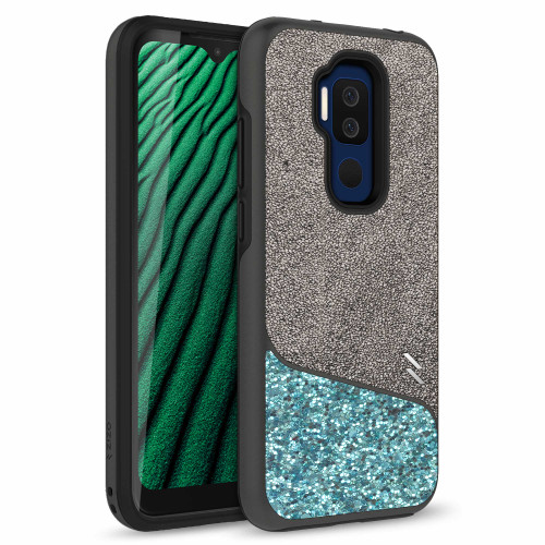 ZIZO DIVISION Series for Cricket Influence Case - Sleek Modern Protection - Mint DVS-CKINF-MNT