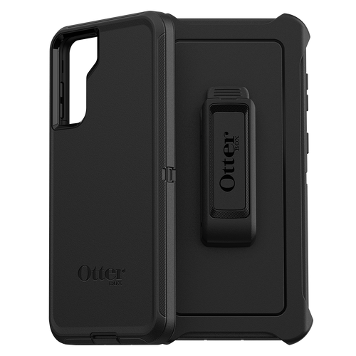 Otterbox - Defender Case for Samsung Galaxy S21 Plus 5G - Black