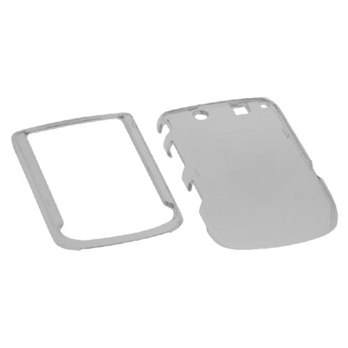 Asmyna Protector Cover for Blackberry 9800 (Torch) / 9810 (Torch 4G) - T-Smoke