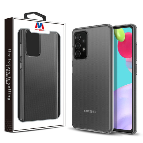 MyBat Candy Skin Cover for Samsung Galaxy A52 5G - Glossy Transparent Clear