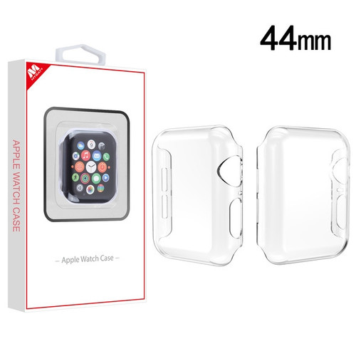 MyBat Apple Watch Transparent Case for Apple Watch Series 4 44mm - Transparent Clear