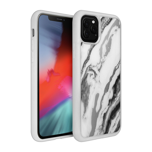Laut Mineral Glass Case for Apple iPhone 11 Pro - Mineral White