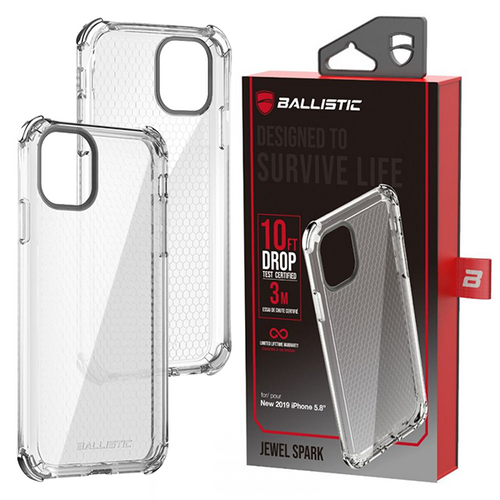 Ballistic Jewel Spark Series Case for Apple iPhone 11 Pro - Clear