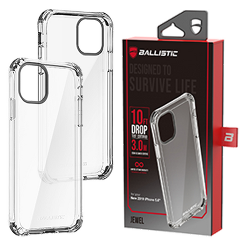 Ballistic Jewel Series Case for Apple iPhone 11 Pro - Clear