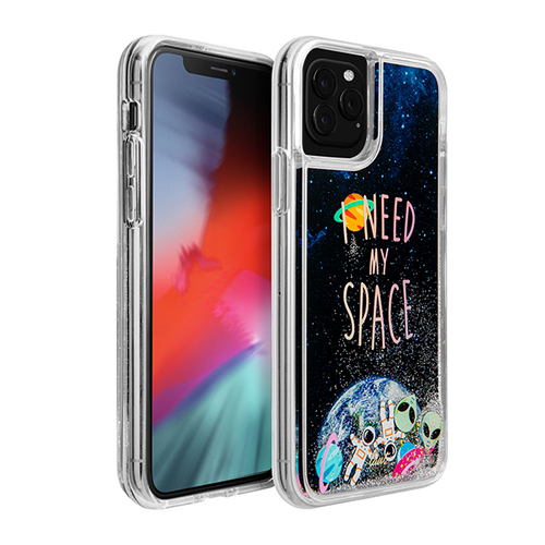 Laut Liquid Glitter Case for Apple iPhone 11 Pro - Need More Space