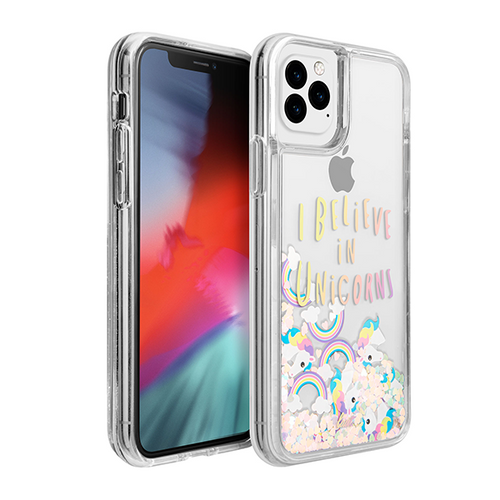 Laut Liquid Glitter Case for Apple iPhone 11 Pro - Unicorn