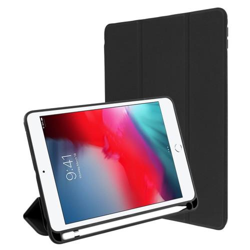 MyBat Slim Fit Smart MyJacket with Trifold Stand for Apple iPad mini 4 (A1538,A1550) / iPad mini (2019) - Black