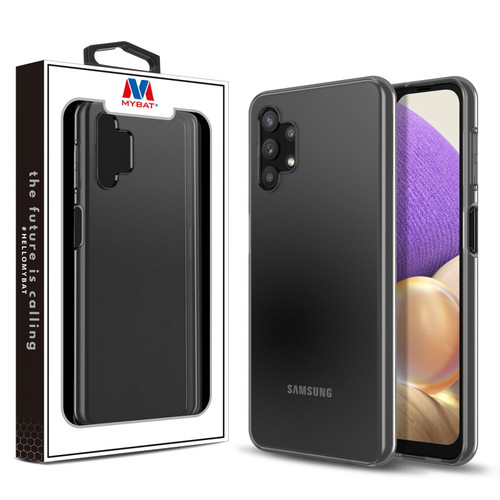 MyBat Candy Skin Cover for Samsung Galaxy A32 5G - Glossy Transparent Clear