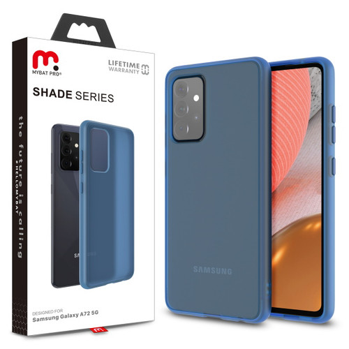 MyBat Pro Shade Series Case for Samsung Galaxy A72 5G - Cobalt