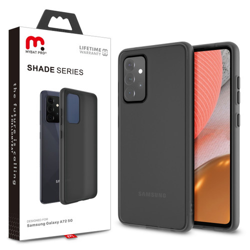 MyBat Pro Shade Series Case for Samsung Galaxy A72 5G - Smoke