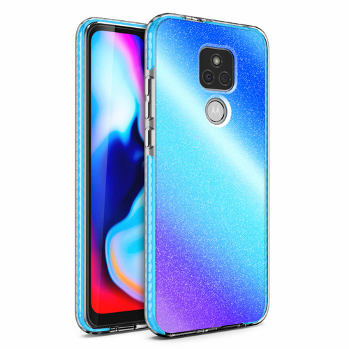 ZIZO DIVINE Series for Moto G Play (2021) Case - Thin Protective Cover - Prism DIN-MOTXT2093-PSM