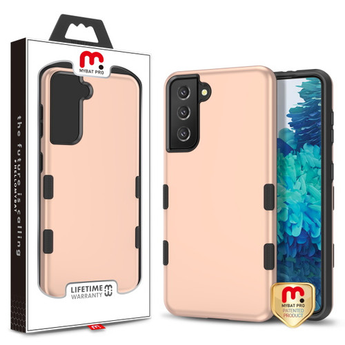 Galaxy S21 Cases - MyBat Pro TUFF Subs Series Case for Samsung Galaxy S21 - Rose Gold