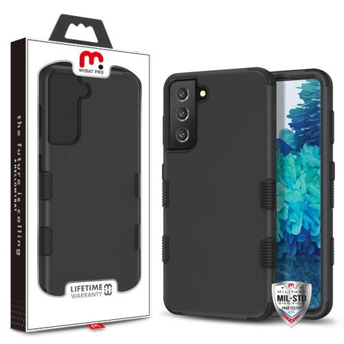 Galaxy S21 Cases - MyBat Pro TUFF Series Case for Samsung Galaxy S21 - Black