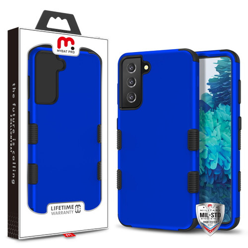 Galaxy S21 Cases - MyBat Pro TUFF Series Case for Samsung Galaxy S21 - Blue