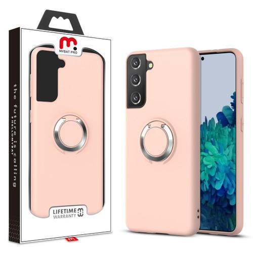 Galaxy S21 Cases - MyBat Pro Halo Series Case for Samsung Galaxy S21 - Pink