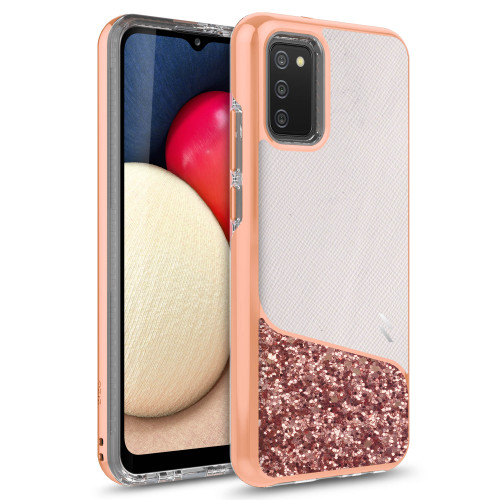 ZIZO DIVISION Series for Galaxy A02s Case - Sleek Modern Protection - Wanderlust DVS-SAMGA02S-WDL