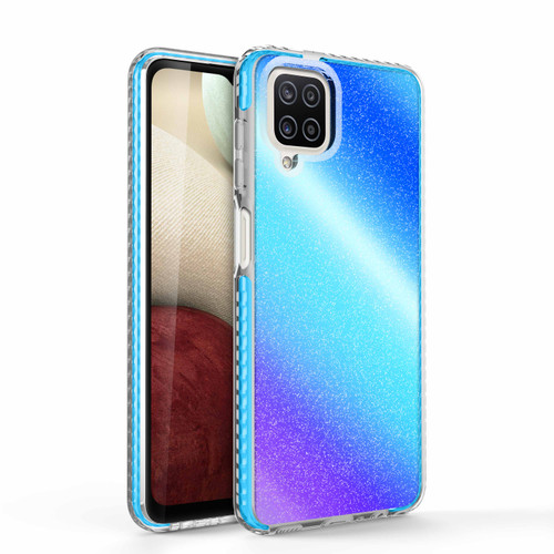 ZIZO DIVINE Series for Galaxy A12 Case - Thin Protective Cover - Prism DIN-SAMGA12-PSM