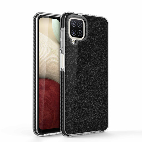 ZIZO DIVINE Series for Galaxy A12 Case - Thin Protective Cover - Night Stars DIN-SAMGA12-NTS