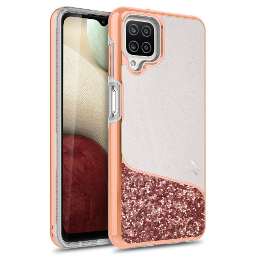 ZIZO DIVISION Series for Galaxy A12 Case - Sleek Modern Protection - Wanderlust DVS-SAMGA12-WDL