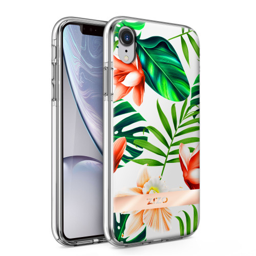 ZIZO DIVINE Series for iPhone XR Case - Thin Protective Cover - Paradise DIN-IPHXR-PD
