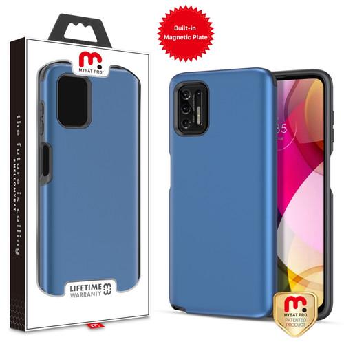 MyBat Pro Fuse Series Case with Magnet for Motorola Moto G Stylus (2021) - Blue
