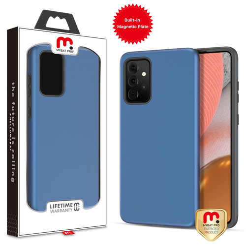 MyBat Pro Fuse Series Case with Magnet for Samsung Galaxy A72 5G - Blue