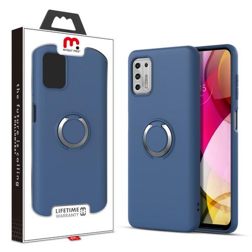 MyBat Pro MYBAT Pro Halo Series Case for Motorola Moto G Stylus (2021) - Blue
