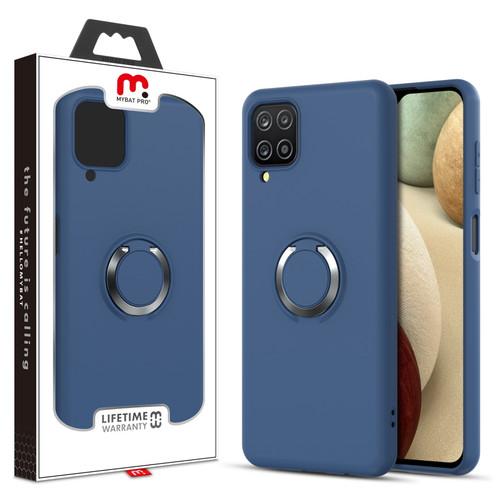 MyBat Pro MYBAT Pro Halo Series Case for Samsung Galaxy A12 - Blue