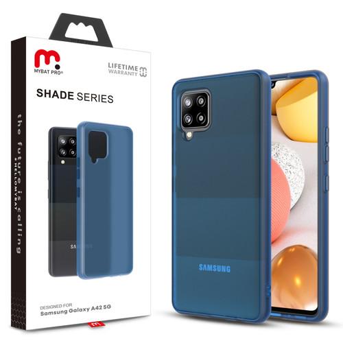 MyBat Pro Shade Series Case for Samsung Galaxy A42 5G - Cobalt