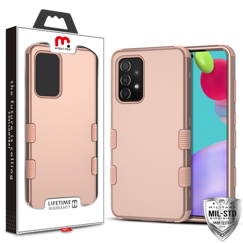 MyBat Pro TUFF Series Case for Samsung Galaxy A52 5G - Rose Gold