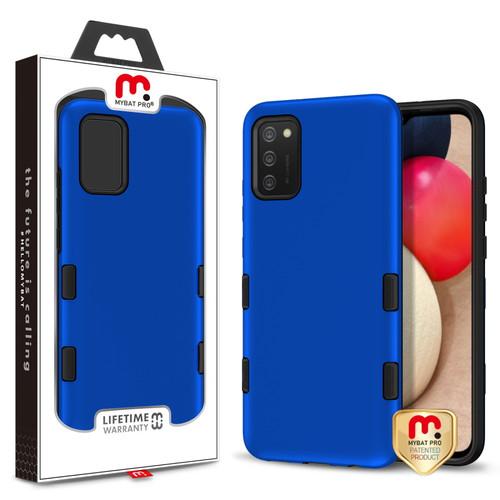 MyBat Pro TUFF Subs Series Case for Samsung Galaxy A02s - Blue