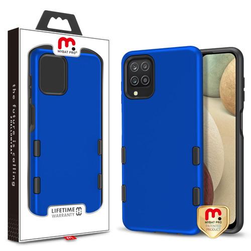 MyBat Pro TUFF Subs Series Case for Samsung Galaxy A12 - Blue