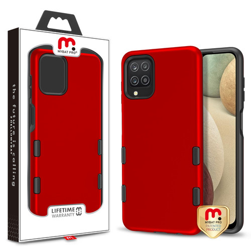 MyBat Pro TUFF Subs Series Case for Samsung Galaxy A12 - Red