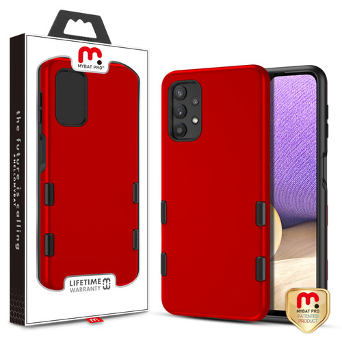 MyBat Pro TUFF Subs Series Case for Samsung Galaxy A32 5G - Red