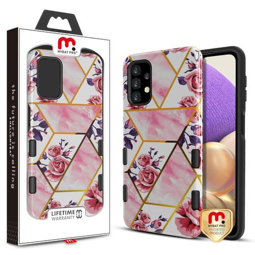 MyBat Pro TUFF Subs Series Case for Samsung Galaxy A32 5G - Rose Marble