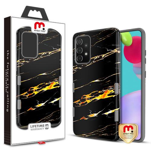 MyBat Pro TUFF Subs Series Case for Samsung Galaxy A52 5G - Black Marble