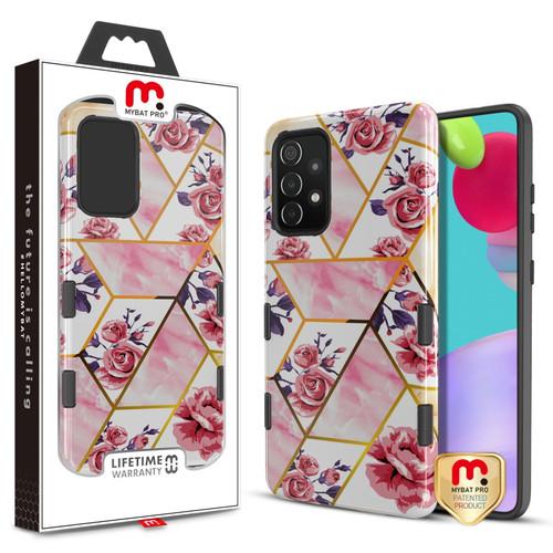 MyBat Pro TUFF Subs Series Case for Samsung Galaxy A52 5G - Rose Marble