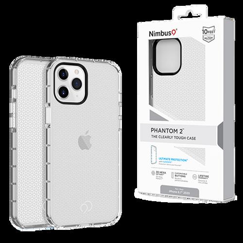 Nimbus9 Phantom 2 Case for Apple iPhone 12 Pro Max - Clear