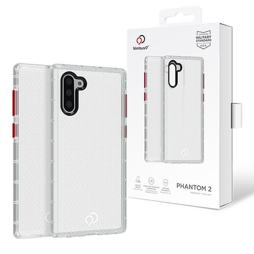 Nimbus9 Phantom2 Case for Samsung Galaxy Note 10 - Clear