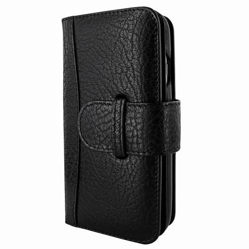 Piel Frama 769 Black Karabu WalletMagnum Leather Case for Apple iPhone 7 Plus / 8 Plus