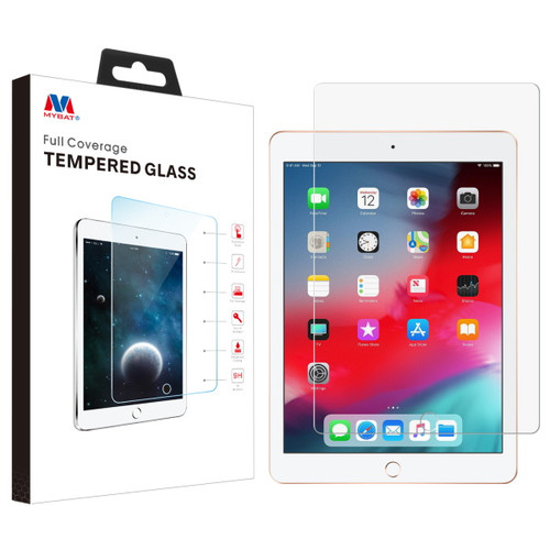 Airium Tempered Glass Screen Protector for Apple iPad Air (A1474,A1475,A1476)/iPad Pro 9.7 (A1673,A1674,A1675) / iPad 9.7 (2018) (A1954,A1893) - Clear