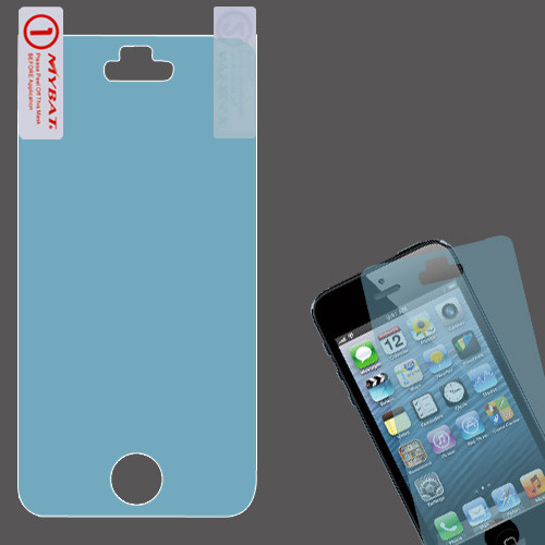 MyBat LCD Screen Protector for Apple iPhone 5s/5/iPhone SE / 5c - Blue