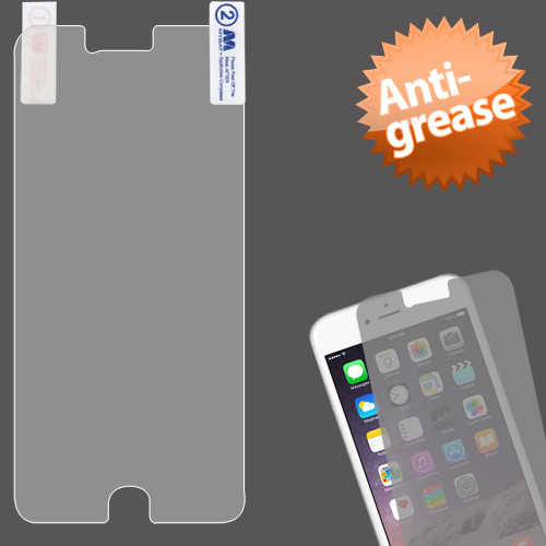MyBat Anti-grease LCD Screen Protector for Apple iPhone 6s Plus/6 Plus - Clear