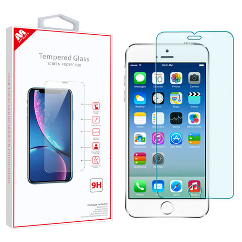 MyBat Tempered Glass Screen Protector (2.5D) for Apple iPhone 6s/6 / 8/7 - Clear