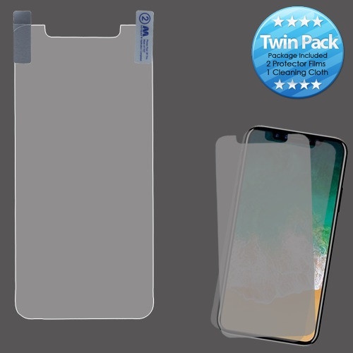 MyBat Screen Protector Twin Pack for Apple iPhone XS/X / 11 Pro - Clear