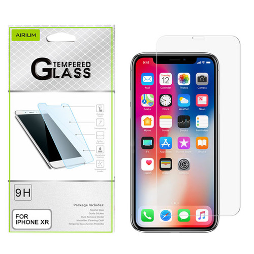 Airium Tempered Glass Screen Protector (2.5D) for Apple iPhone XS/X / 11 Pro - Clear
