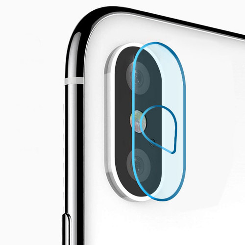Airium Tempered Glass Lens Protector (2.5D) for Apple iPhone XS/X - Clear